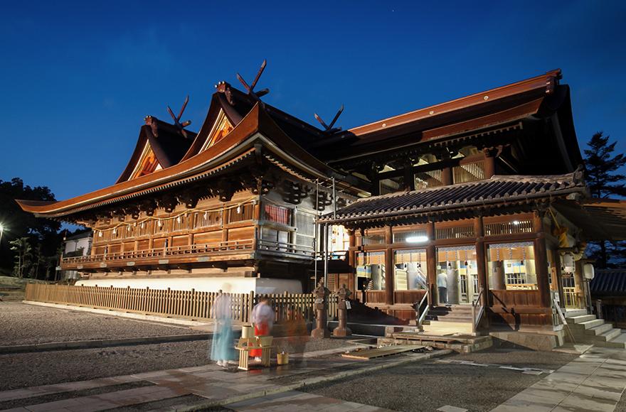 縁起 吉備津神社とは 吉備津神社